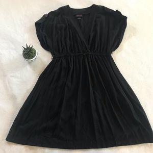 Torrid Black Dress 1X